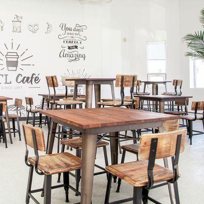 Industrial Design Tips For Restaurants