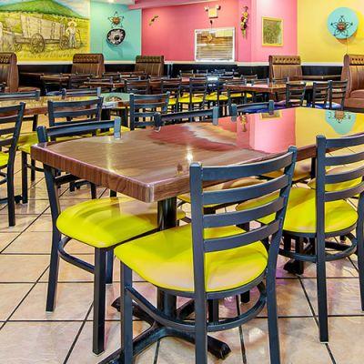 Mexican Restaurant Interior Design Guide