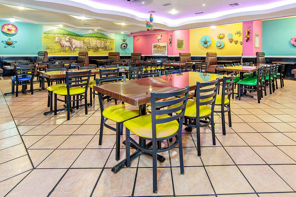 Classic Mexican Restaurant Design