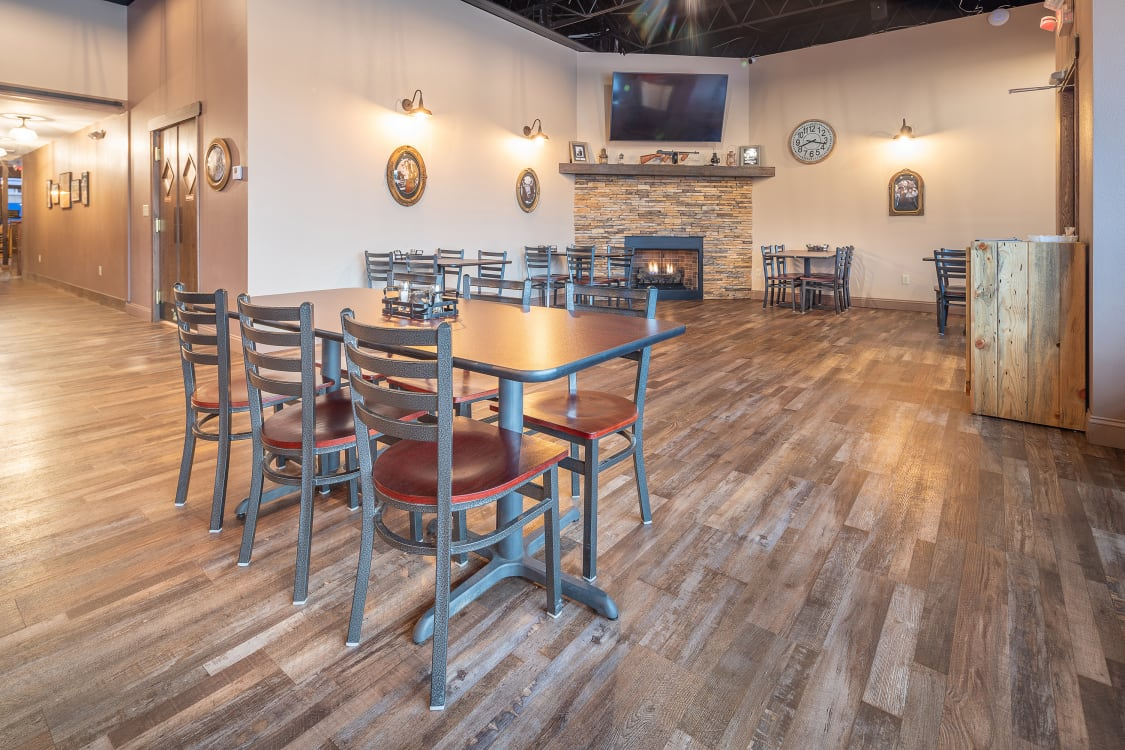 Industrial Restaurant Furniture - Chairs, tables and bar stools