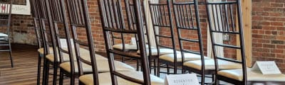Classic Elegance of Chiavari Seating