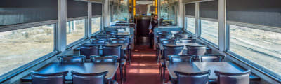 Why Classic Diners Look Like Trains