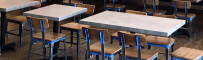 Characteristics of Restaurant Tables