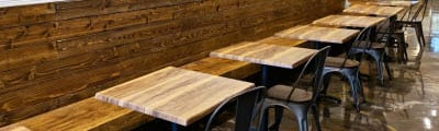 Choosing the Right Wood for Your Restaurant Table