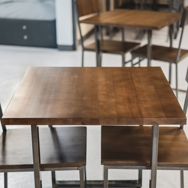 Solid Wood Plank Table Top