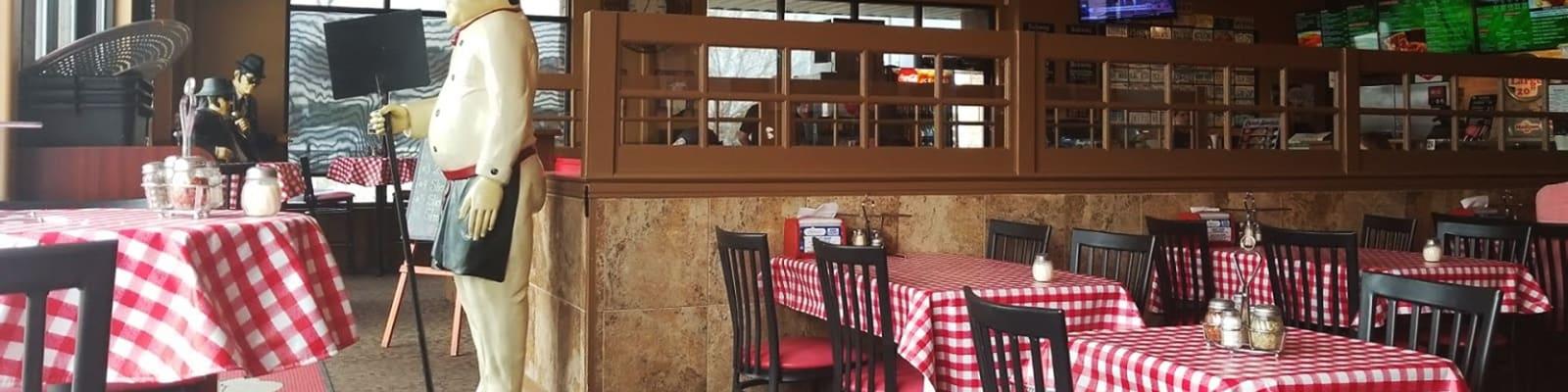 Pizzerias Interior Design Ideas and Guide