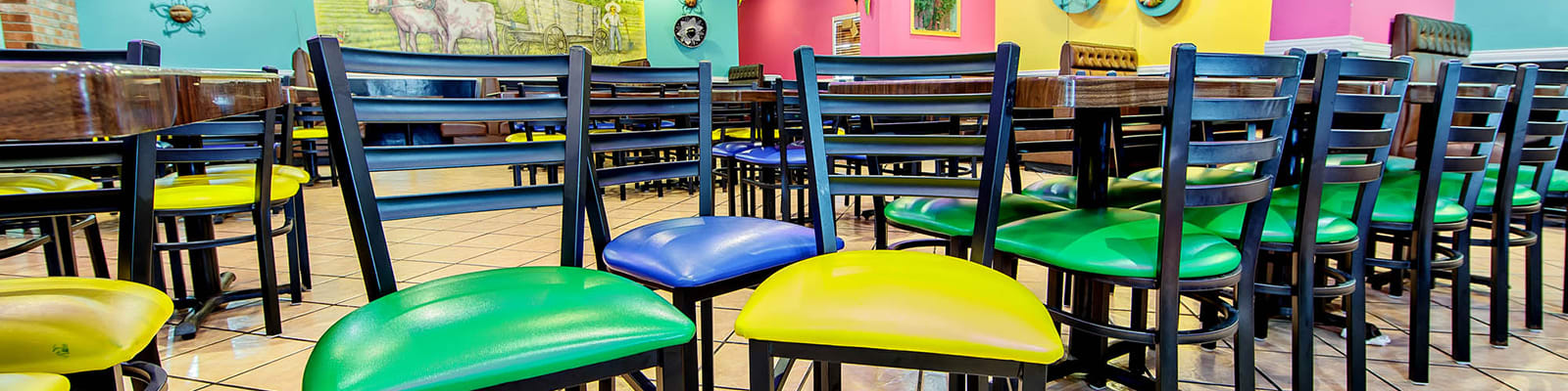 Mexican restaurant Design Ideas and Guide