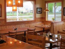 Wood restaurant furniture