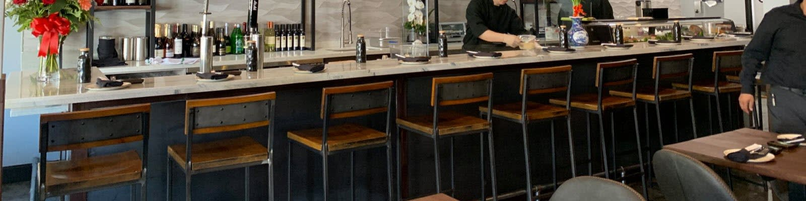 Distressed industrial restaurant bar stools