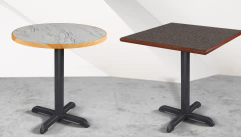 Coffee Shop Tables