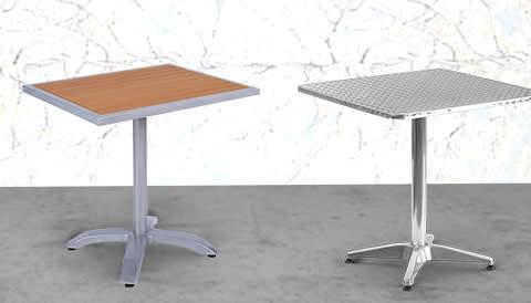 Outdoor Restaurant Tables