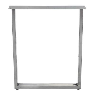 U Shaped Industrial Table Legs
