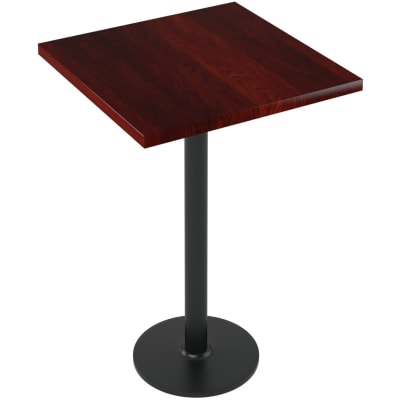 Solid Wood Plank Bar Table