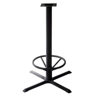X Prong Bar Height Table Base