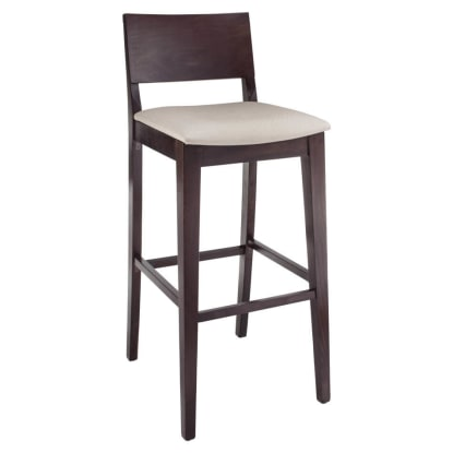 Stella Wood Restaurant Bar Stool
