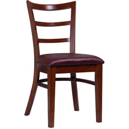 Pesia Wood Restaurant Chair
