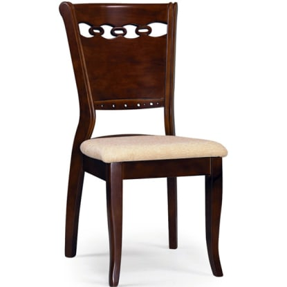 Amber Side Restaurant Wood Chair