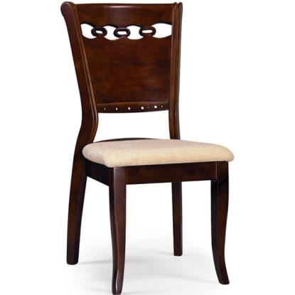 Amber Side Restaurant Wood Chair