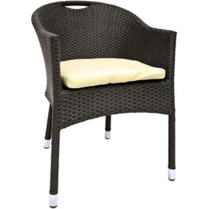 Geneva Patio Chair with Cushion