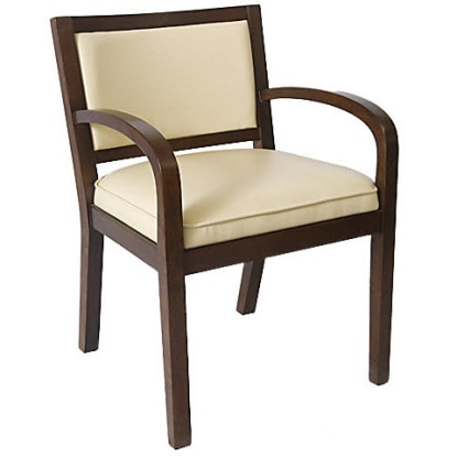 Beechwood Lounge and Club Chair with Arms