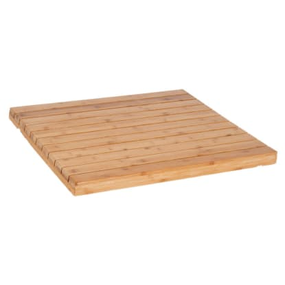 Patio Bamboo Restaurant Table Top