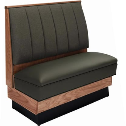 NK Custom Wood Single Booth