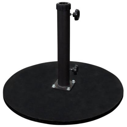Cast Iron Black Premium Umbrella Base