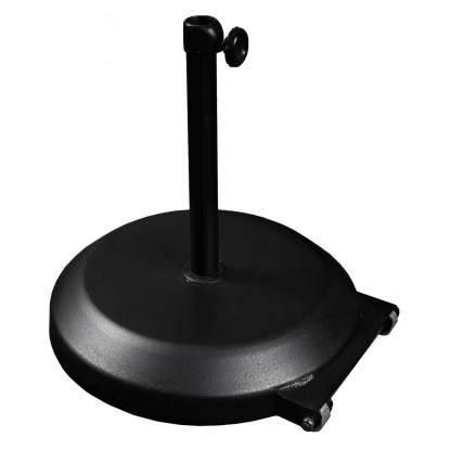 Economy Umbrella Base with Casters