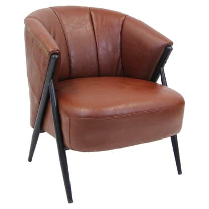 Coffee Bean Club Armchair