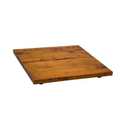 Distressed Pinewood Table Top