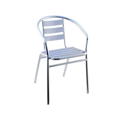 Stainless Steel Patio Chair
