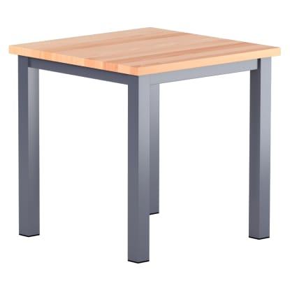 Ottis Table Set in Dark Grey Finish