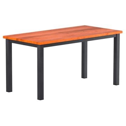 Ottis Table Set in Black Finish