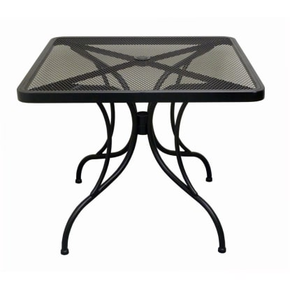 Metal Patio Tables - Square