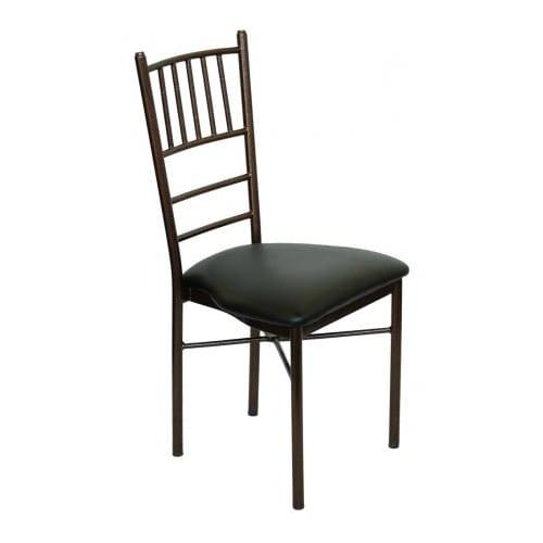 Copper Vein Metal Chiavari Chair