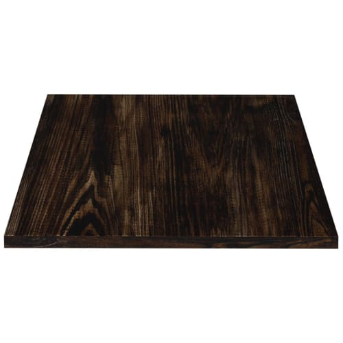 Set of 7 Reclaimed Look Laminate Table Tops