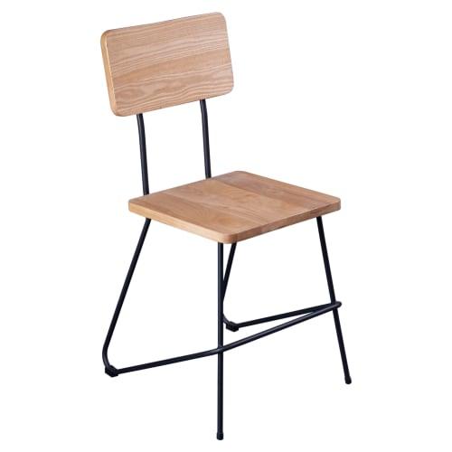 Mantis Industrial Style Metal Chair