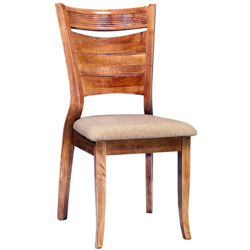 Porto Wood Side Restaurant Chair