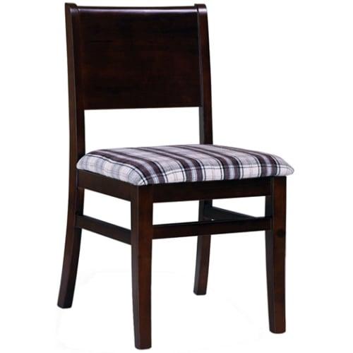 Bistro Side Wood Restaurant Chair