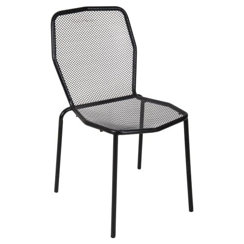 European Style Micro-Mesh Patio Chair