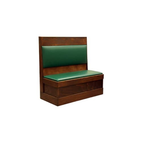 Country Style Wood Booth - Single