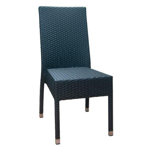 Felix Woven Rattan Patio Chair