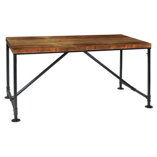 Industrial Series Pinewood Table
