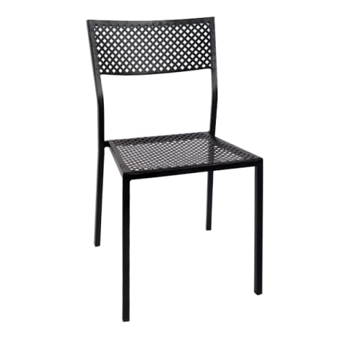 Checkered Outdoor Chair