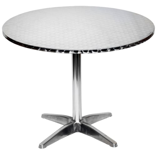 Stainless Steel Table with Base