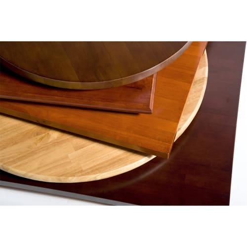 Premium Solid Wood Butcher Block Table Tops