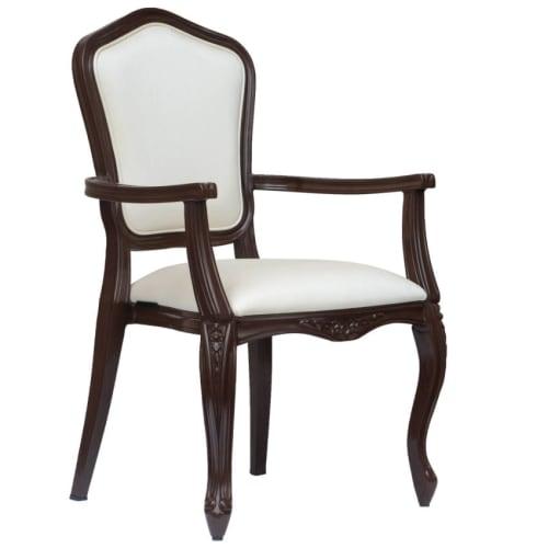 Tiffany Senior Living Aluminum Arm Chair