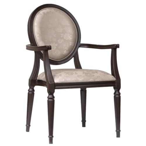 Louis Aluminum Arm Chair