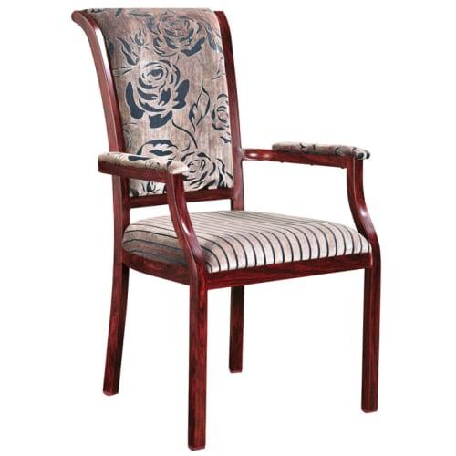 Sybil Senior Living Aluminum Arm Chair