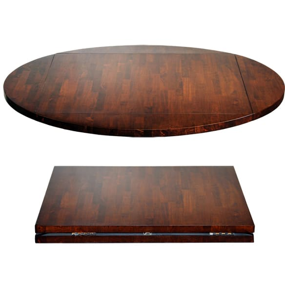 Solid Wood Butcher Block Table Top Custom Sizes Shapes